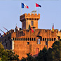 Chateaux Forteresses Edifices Sacres