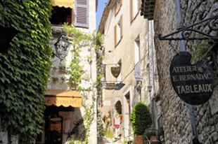 Villages. Bourgs. Hameaux.